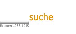 Logo von Spurensuche-Bremen
