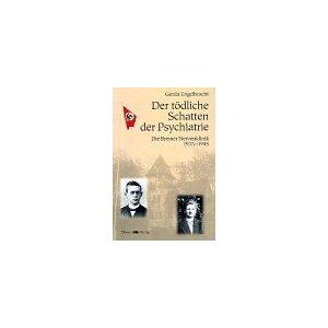 Das Bild zeigt das Buch der tödliche Schatten der Psychatrie