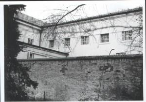 Das Bild zeigt das Gefängnis am Ostertor