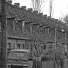 Das Bild zeigt eine ehemalige geschlossene Einrichtung am Warturmer Platz