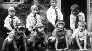 Das Bild zeigt Kinder im Haus Reddersen