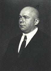 Das Bild zeigt Ludwig Roselius