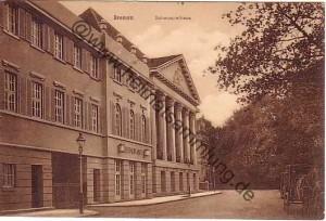 Das Bild zeigt das Bremer Schauspielhaus
