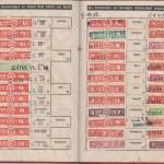 Das Bild zeigt das Mitgliedsbuch der DAF