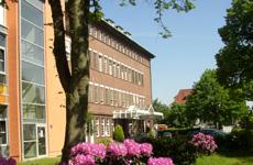 Bild zeigt die Professor Hess Kinderklinik, Bremen