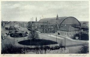 Bahnhof-damals