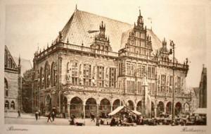 Das-Bremer-Rathaus-damals