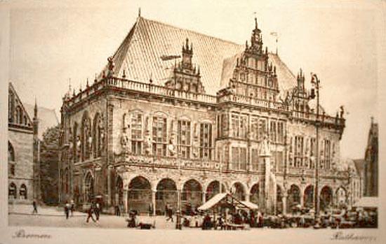 Das Bild zeigt die historische um 1927