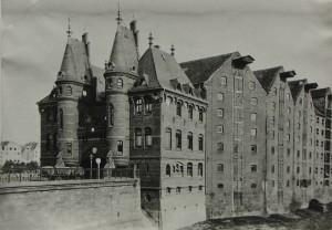 Die-Weserburg-damals
