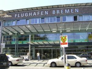 Flughafen Bremen heute