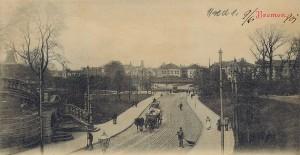 Hafenstrasse-damals