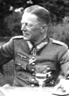 Foto vom Generalleutnant Hans Emil Otto Graf von Sponeck
