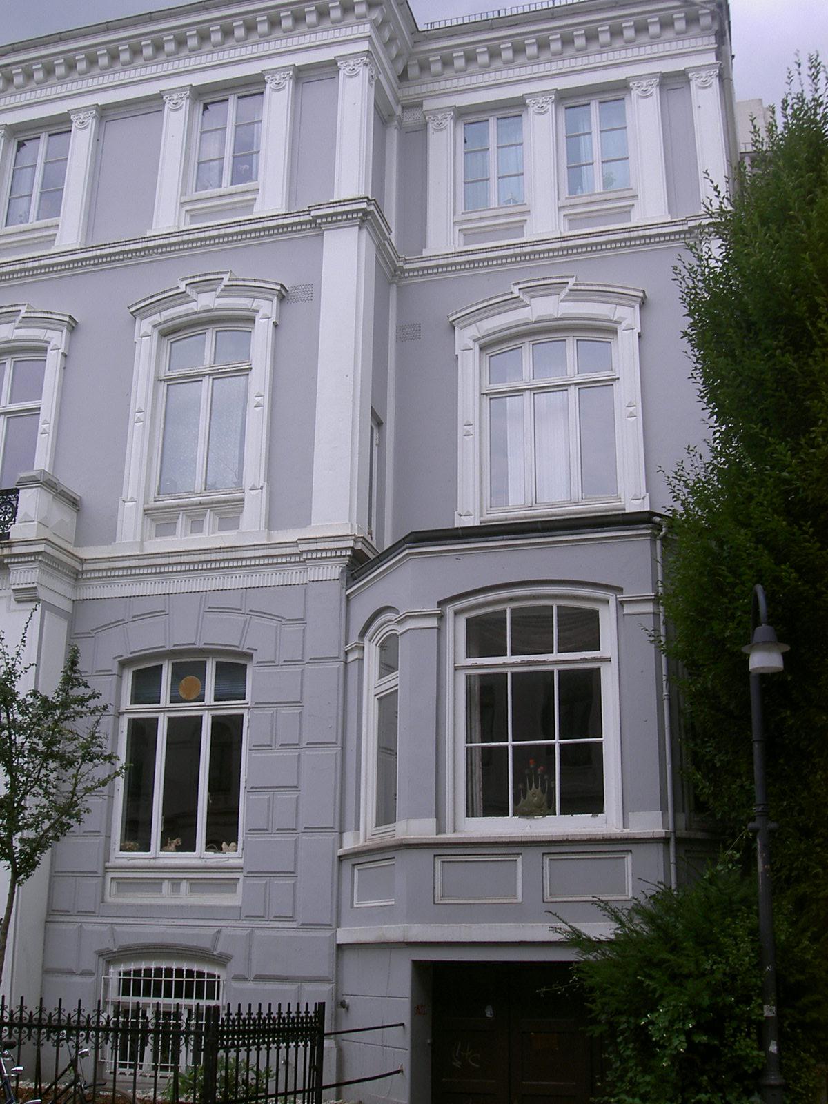 Aktuelles Bild des ehemaligen Judenhauses in der Kohlhöker Straße, Bremen