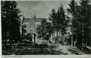 Dieses Bild zeigt die eine Postkarte des Haus Reddersen