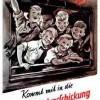 Dieses Bild zeigt ein Propaganda Plakat der Kinderlandverschickung