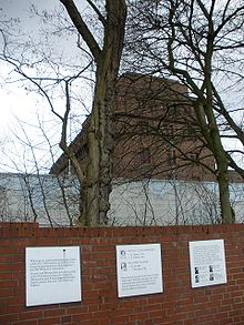 Dieses Bild zeigt die zentrale Hinrichtungsstätte, Hamburg Fuhlsbüttel