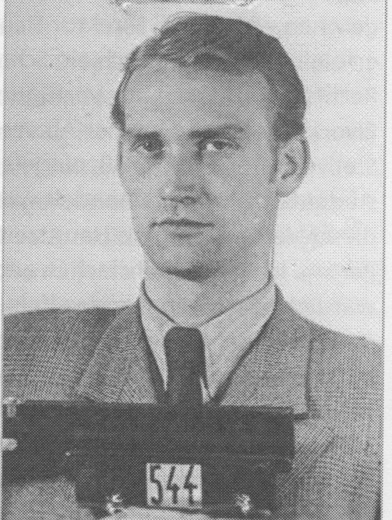 Dieses Foto zeigt den Hauptdenunzianten, Gerhard Barnstorf