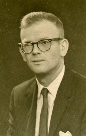 Diese Bild zeigt Herbert Johanning aus den 60er Jahren