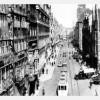Dieses Bild zeigt eine historische Aufnahme von der Obernstraße, Bremen