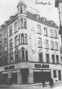 Dieses Bild zeigt das Geschäft Holst & Bremer, Vor dem Steintor