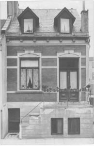 Bild zeigt das ehemalige jüdische Badehaus in der Vohnenstraße