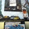Bild vom Bunker Halmerweg - Restauriertes Wandbild
