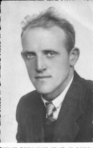 Passfoto von Homme Hoekstra