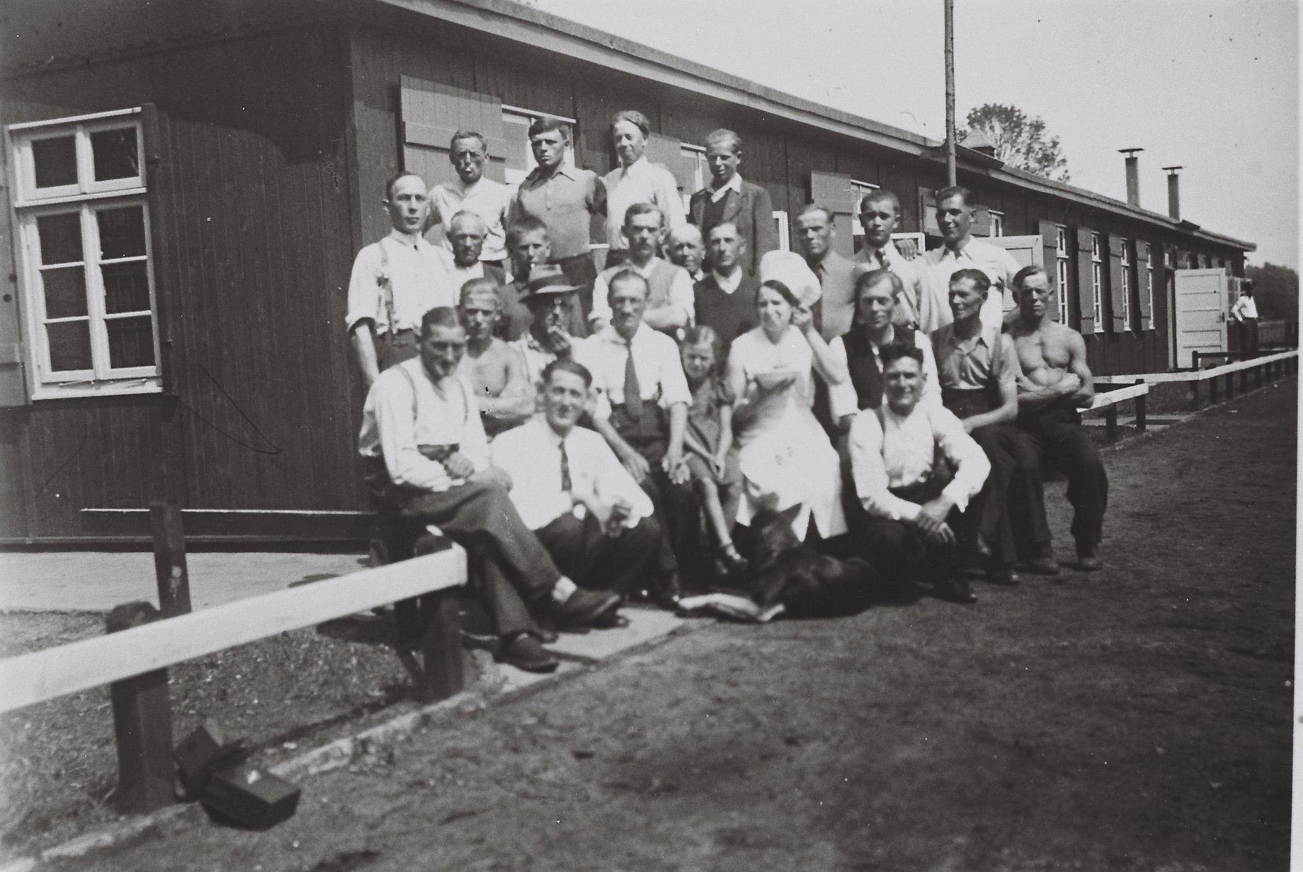 Zwangsarbeiterlager Arsterdamm